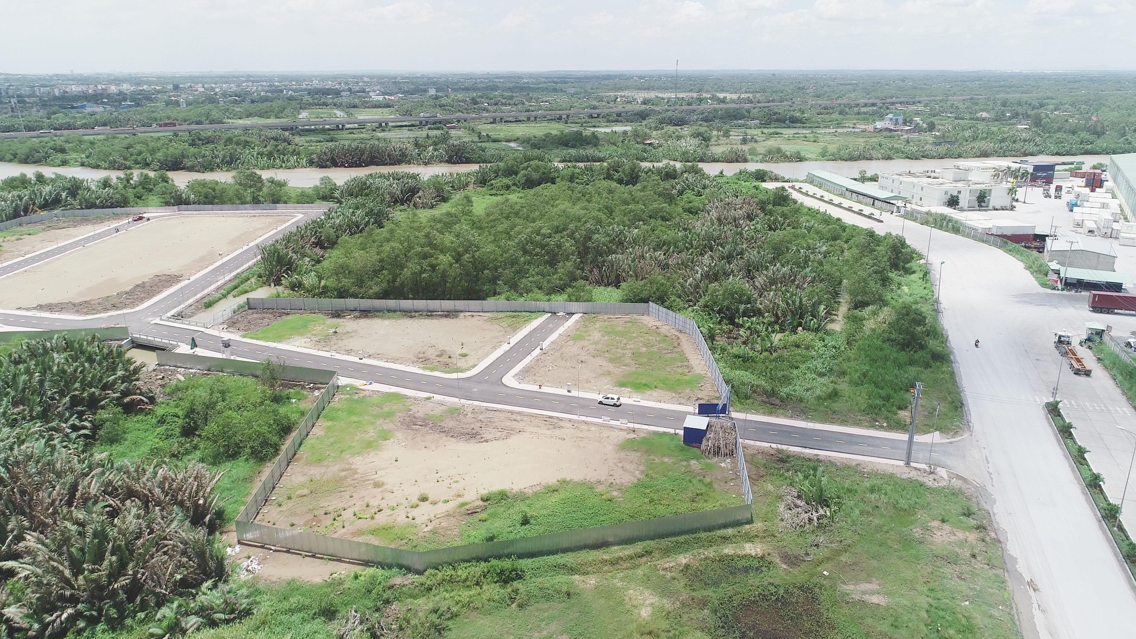 Bán đất thổ cư diện tích 310m2, đã có sổ đỏ, xây dựng tự do nhà trọ, kho xưởng.Chiết khấu 233 triệu