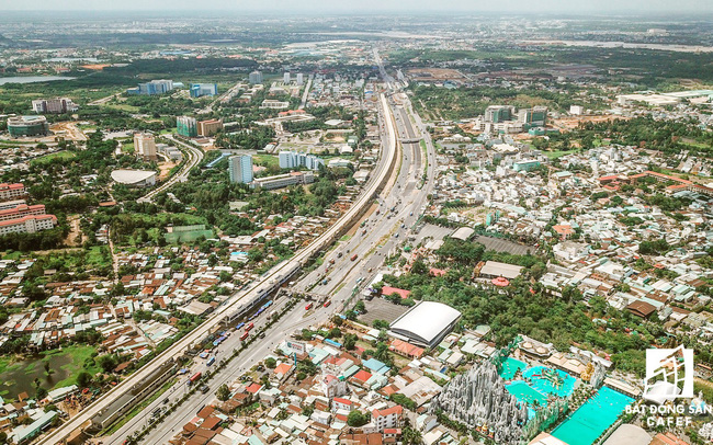Cận cảnh những dự án giao thông đang làm thay đổi thị trường bất động sản TP.HCM