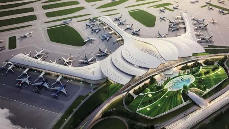 """Long Thành lọt """"top"""" 16 dự án sân bay được mong chờ nhất thế giới"""
