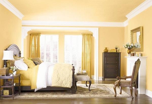 Muốn phát tài, chọn sơn nhà không những cần đẹp mắt mà phải hợp phong thủy