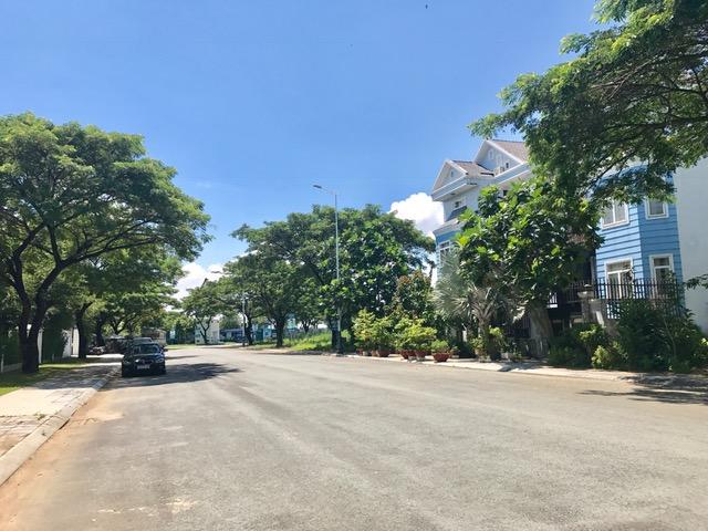 Bán đất mặt tiền Trương Gia Mô, đường rộng 60m khu cao cấp Thạnh Mỹ Lợi, Quận 2