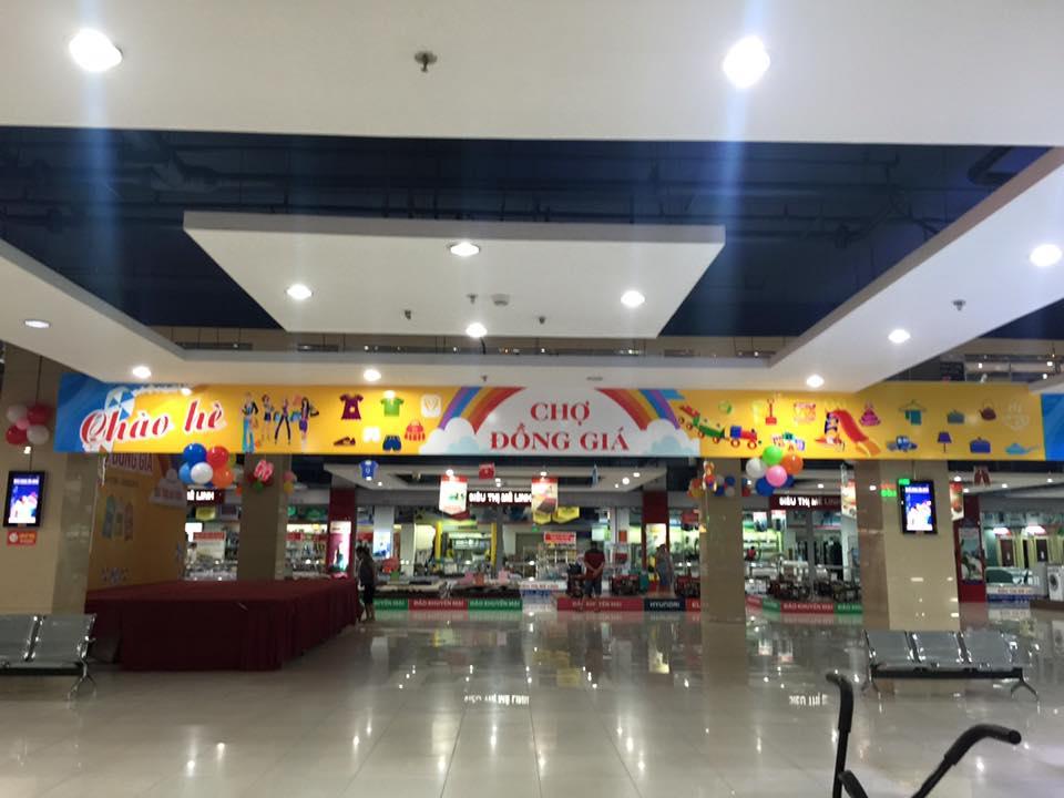 Cho thuê cửa hàng kinh doanh tại TTTM Mê Linh Plaza Hà Đông
